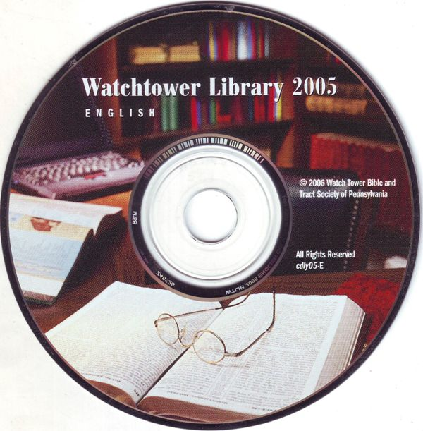 Wathtower Library CD
