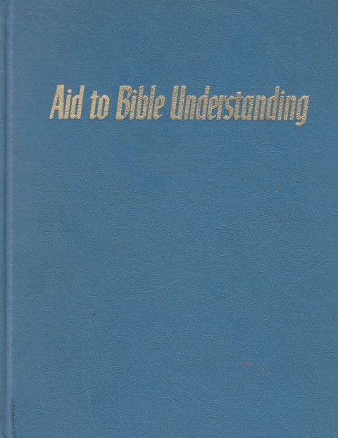Aid to Bible Understanding